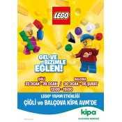 LEGO YAPIM ETKİNLİĞİ