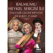 BALMUMU HEYKEL SERGİSİ / SALİHLİ