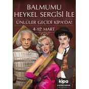 BALMUMU HEYKEL SERGİSİ / EDREMİT