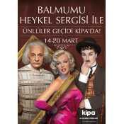 BALMUMU HEYKEL SERGİSİ / YALOVA