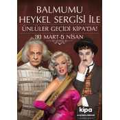 BALMUMU HEYKEL SERGİSİ / MERSİN